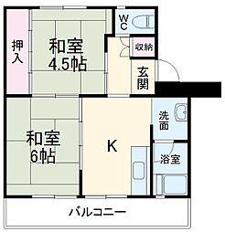 飯倉駅 3.6万円