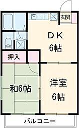 大森台駅 4.7万円