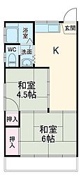 東千葉駅 4.2万円