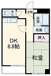 鶴見駅 6.4万円