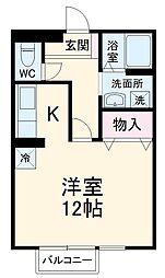 近鉄蟹江駅 4.5万円