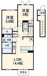 蟹江駅 7.9万円