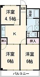 穂積駅 3.3万円