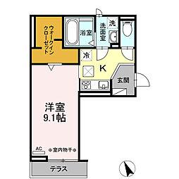 川原町駅 6.1万円