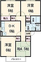入曽駅 6.8万円