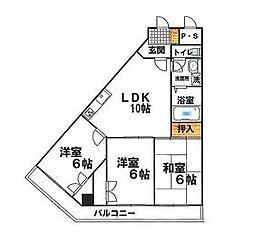 原木中山駅 9.2万円