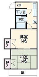 鬼越駅 5.5万円