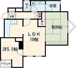 北野駅 7.5万円