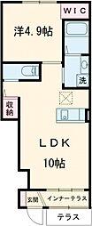万願寺駅 7.7万円