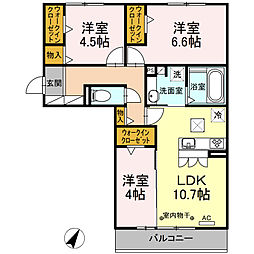 JR御殿場線 御殿場駅 徒歩33分の賃貸アパート