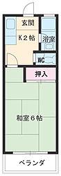 植田駅 2.0万円