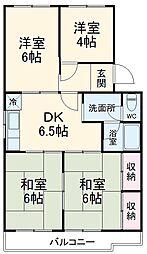 男川駅 5.6万円