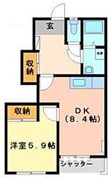 西岡崎駅 5.1万円