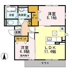 幸田駅 7.4万円