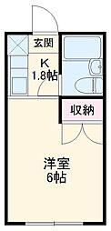 高幡不動駅 2.7万円