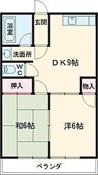 拝島駅 6.2万円