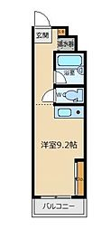 洗足駅 8.3万円