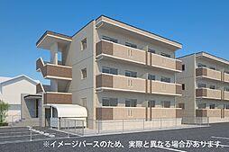 静岡鉄道静岡清水線 新静岡駅 バス19分 桜町下車 4.4kmの賃貸マンション 2階1LDKの間取り
