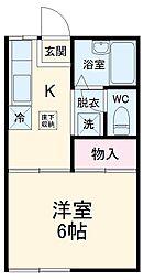 下野大沢駅 2.5万円
