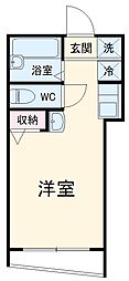 六実駅 3.9万円