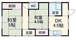 早川駅 3.9万円