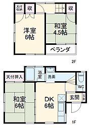 一ノ割駅 6.0万円