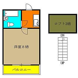 津田沼駅 2.7万円