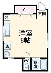 谷津駅 4.0万円