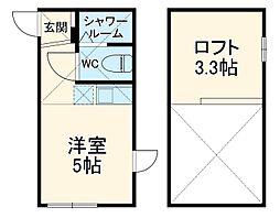 反町駅 4.9万円