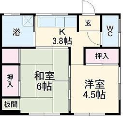 湘南台駅 4.8万円