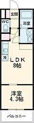 上石神井駅 9.0万円