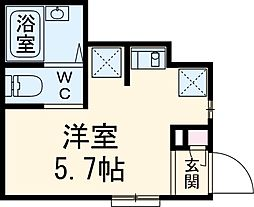 葛西駅 5.7万円