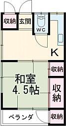 瑞江駅 3.4万円