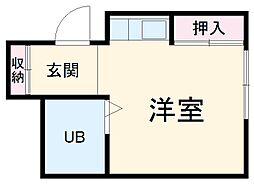 一社駅 2.3万円