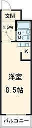 荻窪駅 6.6万円
