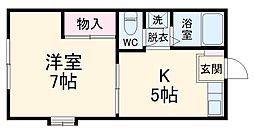 千葉寺駅 3.2万円