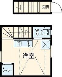 国立駅 3.9万円