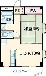 武蔵砂川駅 6.0万円