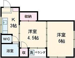 長沼駅 5.3万円