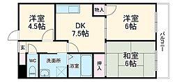 中浦和駅 6.2万円