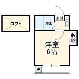 東八町駅 2.0万円