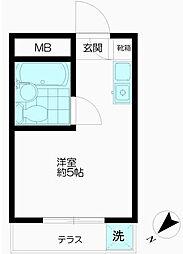 田園調布駅 4.9万円