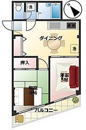 京急蒲田駅 10.5万円