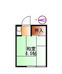 矢口渡駅 2.8万円