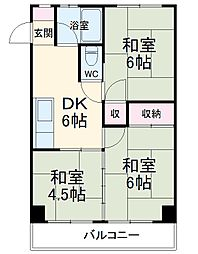 本山駅 4.0万円