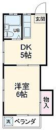 市川駅 4.5万円