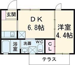 市川駅 7.3万円