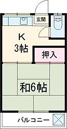下赤塚駅 3.2万円