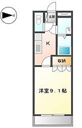 東行田駅 4.4万円
