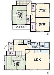原市駅 7.7万円
